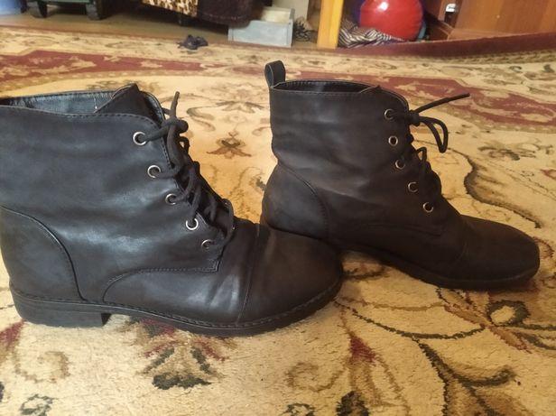Демисезонные женские ботинки,туфли,обувь