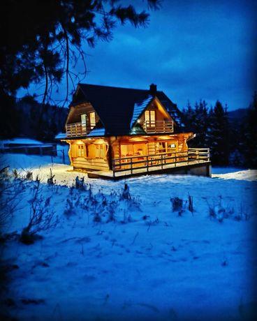 Wynajem noclegi bacówka góry domek w górach odpoczynek wolne wakacje