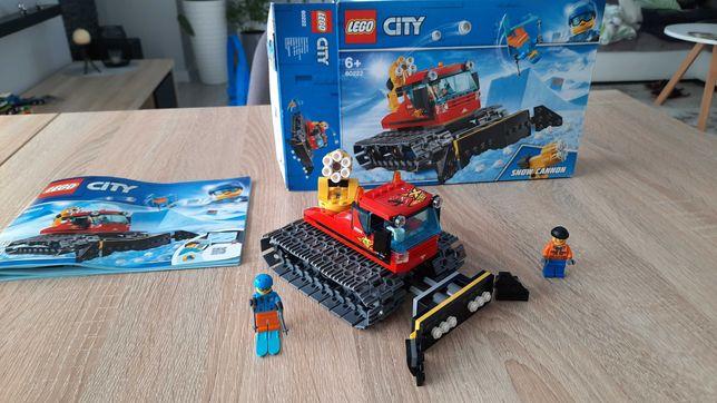 Lego city pług śnieżny 60222