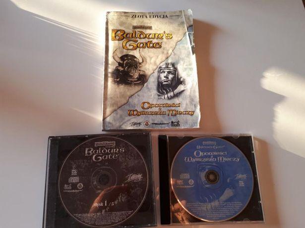 "Gra PC Baldur's Gate ""Złota Edycja"""