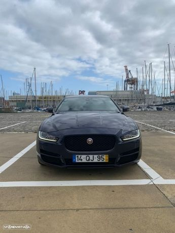 Jaguar XE 2.0 i4 Prestige
