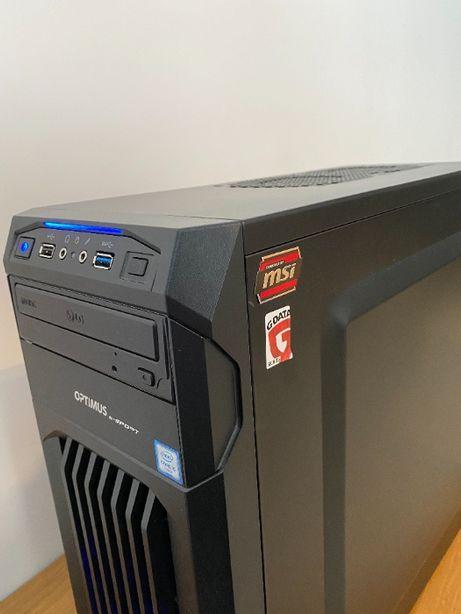 Komputer do pracy zdalnej i gier|i5|1050ti|SSDiHDD|Windows home|