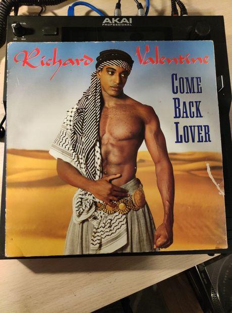 Richard Valentine - Come Back Lover (SLX-40132)