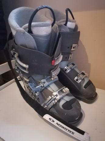 Buty narciarskie Salomon 40 - 26 cm