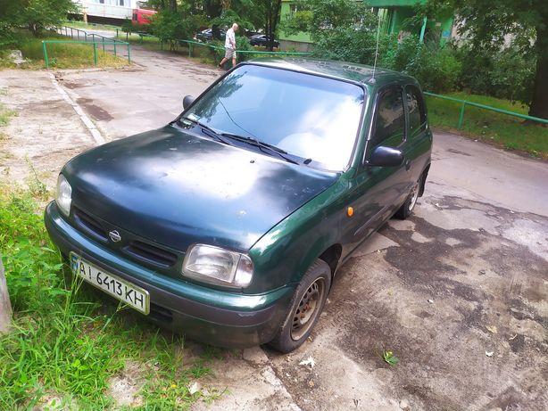Nissan micra к11