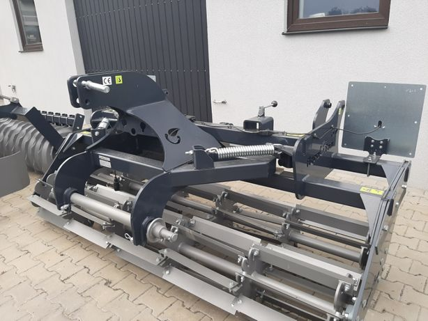 Agregat uprawowy Front Packer 2,5 m AGRO-TOM