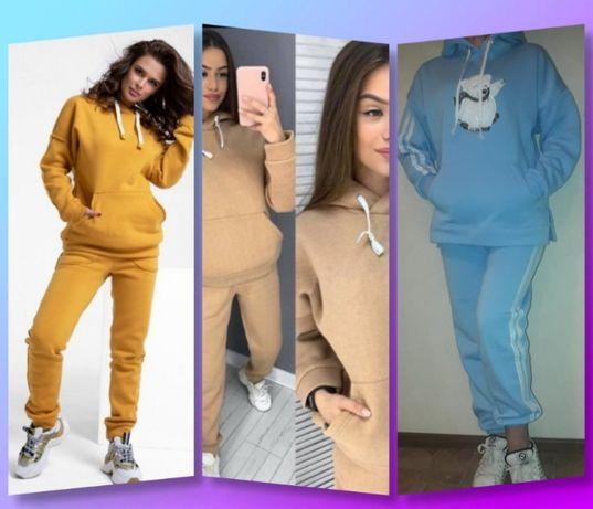 Женская одежда,теплые костюмы,худи,свитшот,большие размеры 44 по 64+++