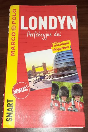 Przewodnik z Mapą Londyn nowy