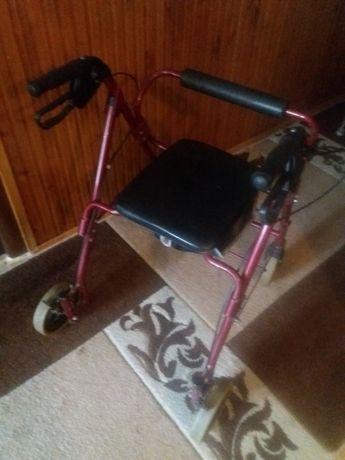 візок для інвалідів