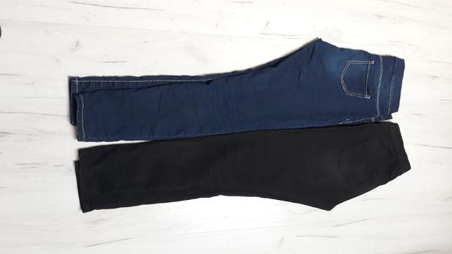 spodnie rurki camaieu 2 szt r 38