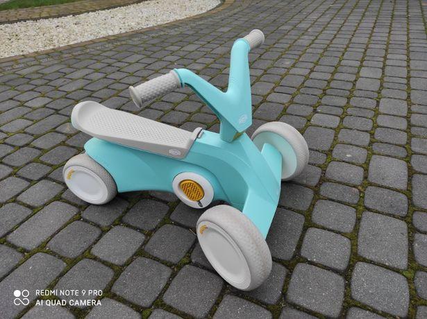 Gokart BERG GO2 - Jeździk na pedały - Rowerek biegowy 2w1