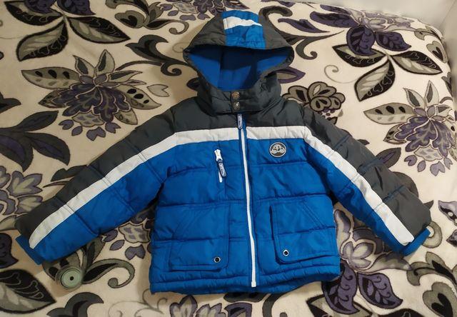 Курточка 86-92, куртка зима холодная осень