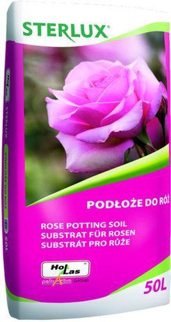 Podłoże do róż 50l Hollas, Sterlux podłoże premium