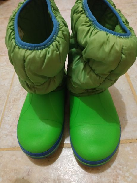 Сапоги crocs оригинал, размер J или 1
