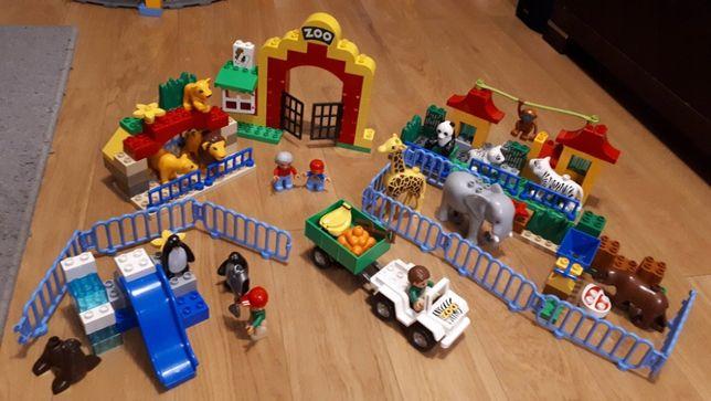 Lego Duplo duże Zoo Safari zestaw 6157