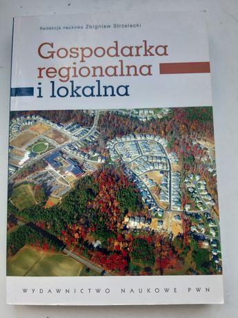 Gospodarka regionalna i lokalna red.nauk. Z. Strzelecki