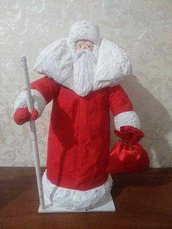 Дед Мороз, ручная работа