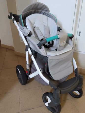 Wózek Adamex Vicco 2w1