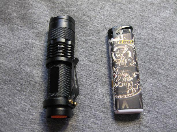 фонарик 365нм фонарь UV LED