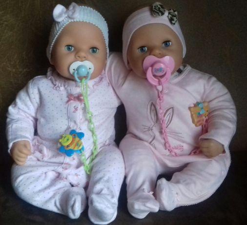 Lalka/bobas/baby born/chou chou interaktywna/reborn/ubranko 48 cm