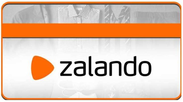 Karta podarunkowa Zalando kod doładowujący kwota 365,12 zł