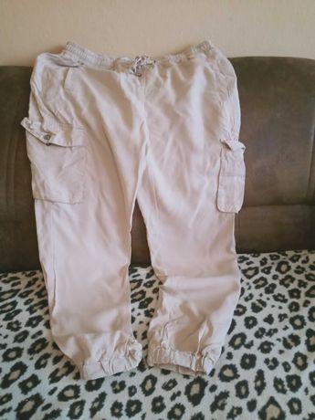 Spodnie letnie bojówki
