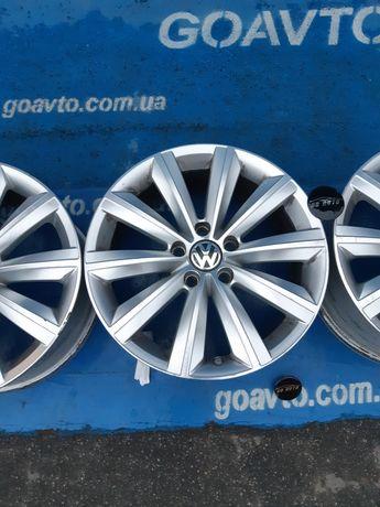 GOAUTO комплект дисков Volkswagen Passat 5/112 r17 et47 7.5j dia57.1 в