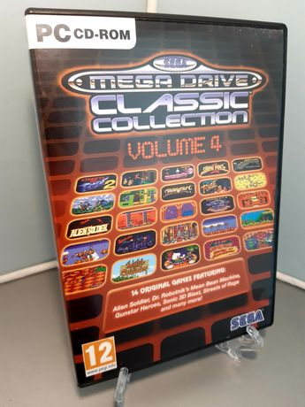 Jogo SEGA Mega Drive Classic Collection: Volume 4 (PC)