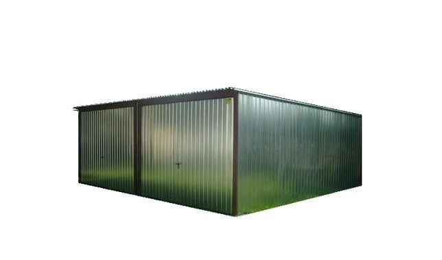 Garaż Blaszak 6x5 producent! Solidny Tanio blaszaki 5x3 4x6 5x6 9.