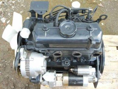 Motor mitsubishi iseki k3b k3c peças motor completo