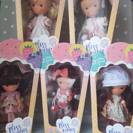 Куклы Miss Minis LLorens Новинка 2020
