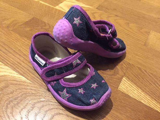 Мокасини, тапочки, змінне взуття, кеди/ мокасины, сменка TM Vitaliya