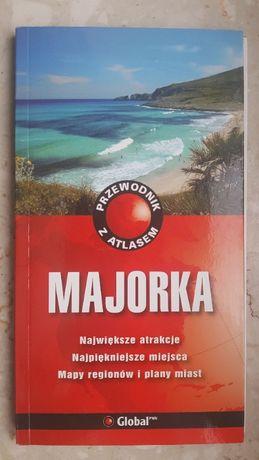 Majorka - przewodnik ze szczegółowym atlasem samochodowym
