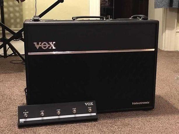 Amplificador guitarra Vox Valvetronix vt120+ oportunidade