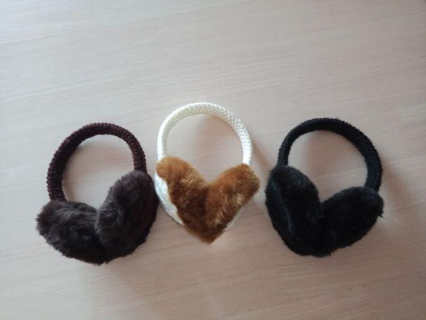 Tapa orelhas de várias cores