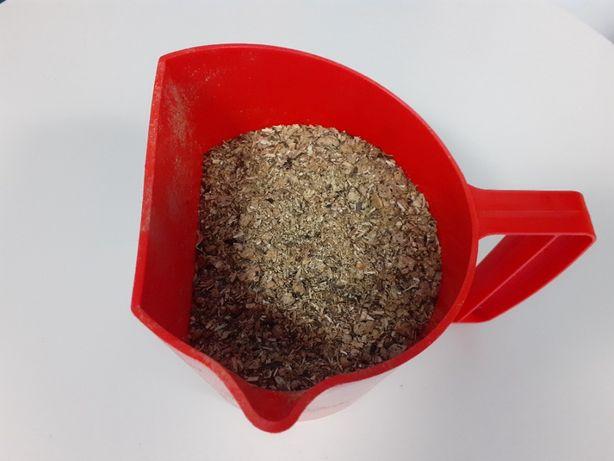 Śruta słonecznikowa - big-bag / worki - 36%