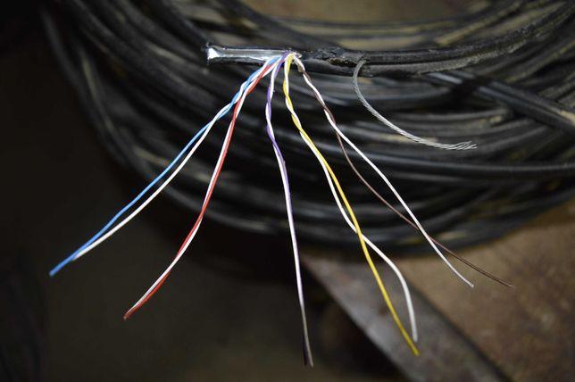 Kabel telefoniczny z linką nośną 10 żył