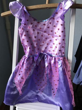Платье на выпускной 3-4 года