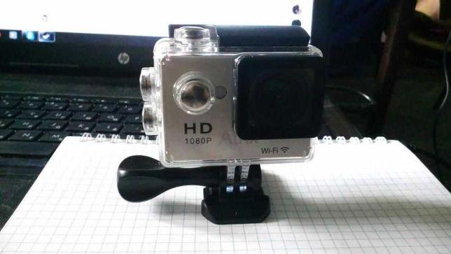 Экшн-камера Atrix ProAction W9 Full HD Silver