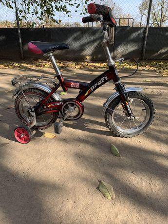 Детский велосипед до 6 лет