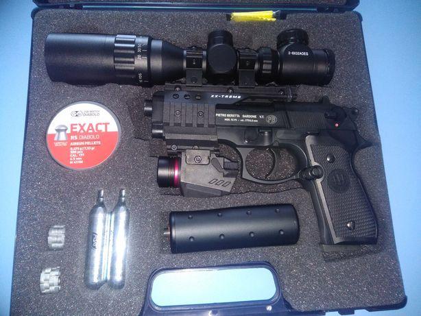 Pistola Beretta xxtreme CO2