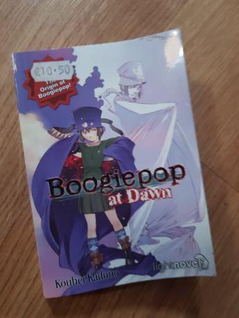 Boogiepop at Dawn po angielsku