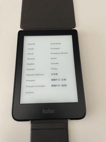 Kobo Clara HD impecável + capa sleepcover original