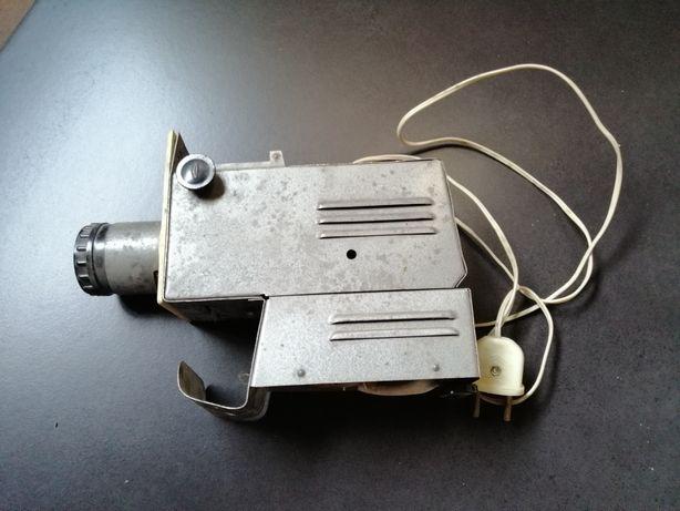 Stary rzutnik, projektor prl