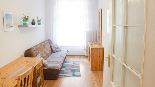 Dwupokojowe mieszkanie w samym centrum Poznania