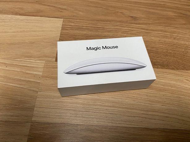 Myszka Apple Magic Mouse 2 MLA02ZM/A - biała
