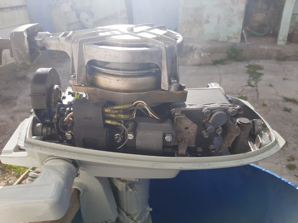 Motor mariner 5cv