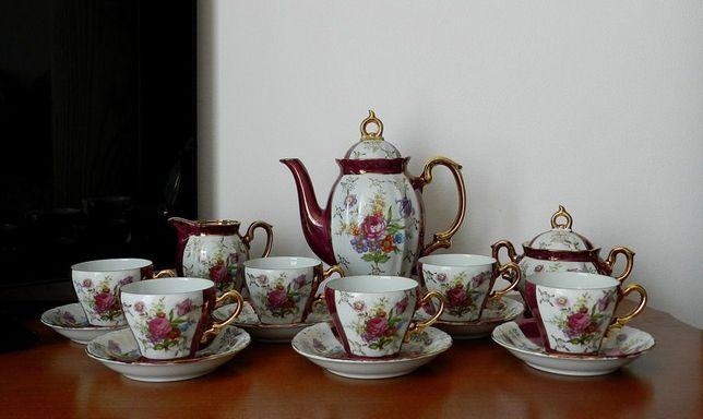 Кофейный сервиз / German unmarked porcelain