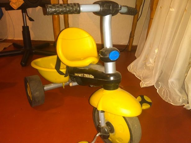 Велосипед триколісний дитячий (smart trike)