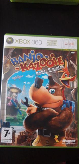 Gra Xbox 360 banjo kazooie